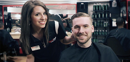 Sport Clips Haircuts of Carbondale ​ stylist hair cut